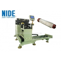 Quality Deep water pump motor stator coil and wedge winding inserter for sale