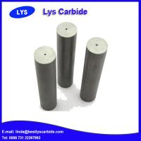 Quality Cemented carbide rods with one straight coolant hole for sale