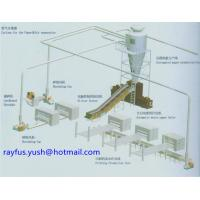 Quality Automatic Shredder Cardboard Baler Machine System Paper Tube Processing for sale