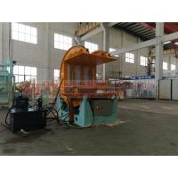 Quality Continuous Production Pallet Flipper / Accurate Mold Turnover Machine for sale