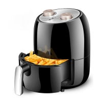 Quality Kitchen Appliance 1400W 2.8L Oil Free Air Fryer for sale