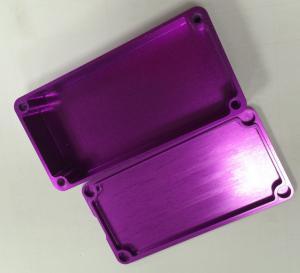 China China DIY CNC Box Mod Enclosures Parts Factory China Precision CNC Machining Services on sale