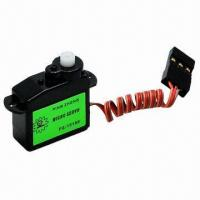 Buy cheap 3.7g Micro Digital Servo with Plastic Gears from wholesalers