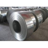 Quality Galvanized Stainless Steel Strip Coil Chromated AFP Treatment 0.12MM - 4.0 MM for sale