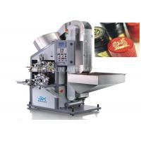 Quality Lipstic Gold Hot Stamping Foil Machine 3600Pcs / Hr Letterpress Plate Type for sale