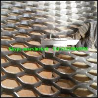 Quality Galvanized Expanded metal mesh/Hexagonal hole expanded metal mesh/expanded metal mesh for sale