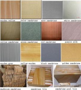 Quality Sandstone Tile, Good Price for sale