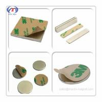 Quality Neodymium magnets with adhesive for sale