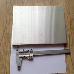 Quality AZ31B Bare Magnesium sheet for CNC engraving for sale