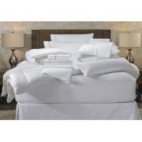Buy cheap OEM / ODM Hotel Collection Linen Bedding And Sheet / Home Pillow Cases from wholesalers