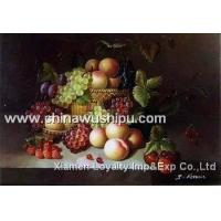 Quality Supply Fruits Oil Paiting for sale