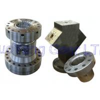 Quality 3.5 Ton Casting Metal CNC Machining Parts and CNC Broaching for the Gear Reducer for sale