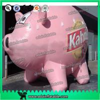 Quality Brand New Event Inflatable Advertising Mascot Party Inflatable Pink Pig for sale