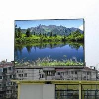 China High Definition P31.25 mm Outdoor LED Display Boards 4R2G2B For Airports on sale
