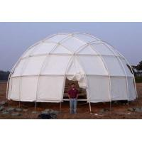 China Outdoor Inflatable Bubble Tent For Event , Camping With PVC Tarpaulin Material wholesale