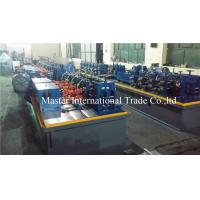 Quality High Frequency Welding Pipe Forming Machine For Carbon Steel 600 Kw Welder for sale