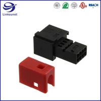 Buy cheap Micro Quadlok Female Socket 2 Row 2.54mm Connectors for Automobile Wire Harness from wholesalers