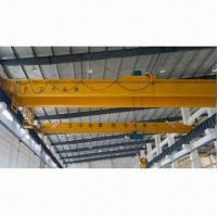 China LH Model Electric Hoist Overhead Crane with -25 to 40°C Working Ambient Temperatures on sale