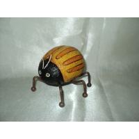 China Hyper realistic insect shape Garden Animal Statues for exhibition on sale
