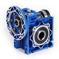 Quality Power Transmission VF Series Small Worm Gear 1:50 Ratio Speed Reduction Gearbox for sale