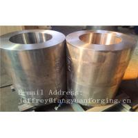 Quality S355J2G3 Carbon Steel Forgings  S355J2 , Pressure vesel Forged Steel Ring for sale