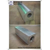 Quality ASTM B843 Industry M1C high potential magnesium anodes D,S ,C shape for sale