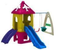 2012 China plastic outdoor playground