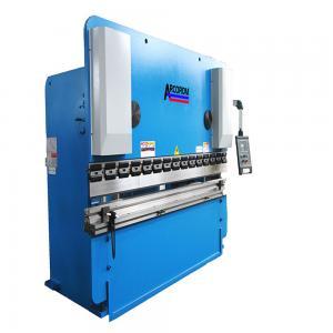 China Haco ERM 30135 Robosoft CNC Press Brake wf67y 63t 2500/cheap portable small 63 Ton CNC hydraulic press brake for sale on sale