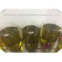 Quality Injectiable Anabolic Steroids Supertest 450 Mg/Ml Pre-mixed Yellow Liquid For Muscle Building for sale