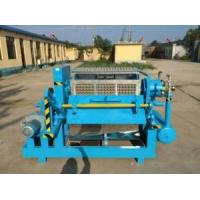 Buy cheap High Efficiency Egg Carton Making Machine , PLC Control Egg Tray Forming Machine from wholesalers