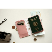 Quality small very cool Travel Passport Bag,small wallet bag document holder for sale