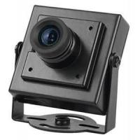 Quality 0.1, 0.5LUX NMCA Internal Synchronization 3.7mm Pin-hole Lens Miniature Security Camera for sale
