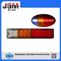 Quality Electric tricycle rectangle LED tail stop light for sale