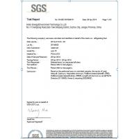 Andores New Energy CO., Ltd Certifications