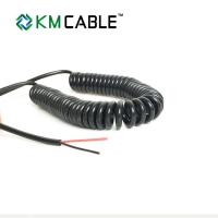 Quality Coil Cord Spiral Flexible Cable AC750 Output Power 21W With Led Light for sale