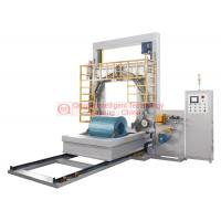 Buy cheap Compact Design Cable Wrapping Machine Robust Construction Long Service Life from wholesalers