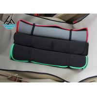 Quality Foam Universal Neoprene Seat Cover , Neoprene Car Seat Covers Polyester Fabric for sale