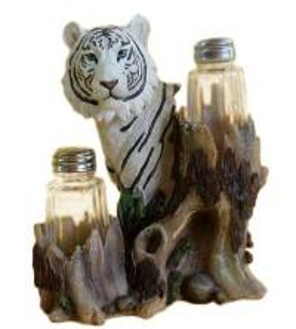 China Polyresin tiger figurine on sale
