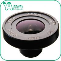 Quality 160° Super Wide Angle 2.8 Mm Cctv Lens For Wireless Outdoor Security Cameras for sale