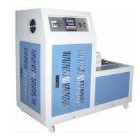 Quality Low temperature instrument for impact test/Rubber low temperature brittle impact tester for sale