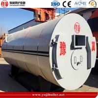 China Large Volume Oil Central Heating Boiler Reasonable Design Excellent Expansibility on sale