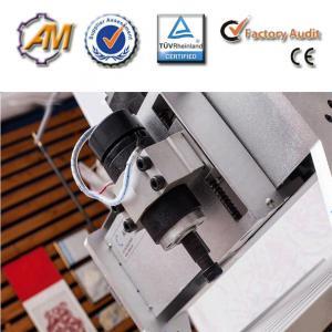 Quality AMAN super mini metal cnc engraving machine for sale
