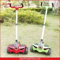 China Solid Tire Two Wheels Self Balancing Electric Scooter Flexible Control on sale
