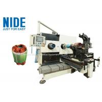 Quality CCC Certificate Coil Inserting Machine , Expanding And Stator Winding Equipment for sale