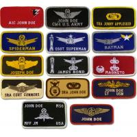Quality personalized cloth tag at your choice for sale