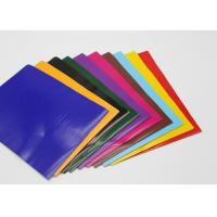 Buy Sedex Certificated Gummed Paper Sheets Asst colour 80GSM For Handwork at wholesale prices