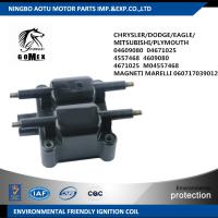 Quality CHRYSLER DODGE EAGLE MITSUBISHI PLYMOUTH Ignition Coil 04609080 04671025 4557468 for sale