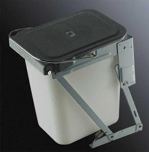 Kitchen Can Trash Can Dust Bin Waste Bin Cabinet Bin KDB022