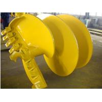 Quality Flat Rock Auger Parts of Rotary Drilling Machine for sale