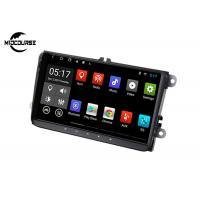 China GOLF Volkswagen Android Car Stereo Radio Player Multi Touch Screen Head Unit on sale